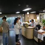 キャッスル食堂「盛合わせ定食」東京芸術大学 音楽校舎