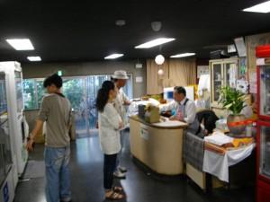 東京芸術大学 音楽校舎 キャッスル食堂のおじさん 2012/09/09