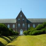 夏のトラピスト修道院