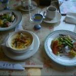 レストラン龍杉創(りょうざんそう)コース料理