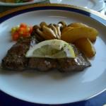 レストラン龍杉創(りょうざんそう)コース料理 メイン 牛肉