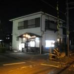 たぬきそば [さか本 武蔵野台駅] そばが多い!