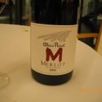 Alain Paret MELROT 2010 [三酒三品の会5/9]