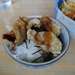 鳥丼(とりどん) [門屋(かどや) 東京都府中市]
