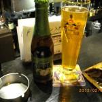 リンデマンス アップル(ベルギービール) 800円 [南大沢ハイボール酒場]