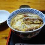 さか本丼(えび天なし)