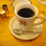 たっぷりホットコーヒー500円