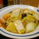 東秀の中華丼