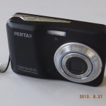 カメラ君ありがとう! Pentax Optio E90