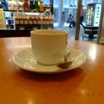 帝京大学病院の中のドトールコーヒーは便利