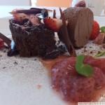 生チョコと焼チョコ 苺とコーヒーのエッセンス
