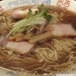 中華そば700円 再度食べたくなって来店[しば田 仙川]