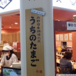 JR九州のたまごかけごはんと親子丼[羽田空港 2タミ地下]
