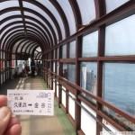 焼きそば 横須賀海軍カレーパン[東京湾フェリー]