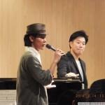 Jazz Platz ライブ 西口明宏(Sx) 古谷淳(p) (20140614 1900~) [ルヴェソンヴェール南大沢]