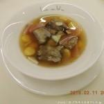 """""""冬季限定""""牛テール肉と根菜類のスープ [ルヴェソンヴェール南大沢]"""