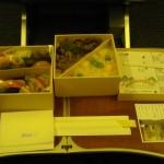 2012年4月8日 全日空866便 函館(HKD)→東京(羽田(HND)) プレミアムクラス