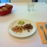 ルヴェソンヴェール南大沢 ビュッフェのお豆の味付けが変わった