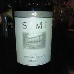 調布 Kirakuya(日比谷バー)のワイン「SIMI」すごいです。